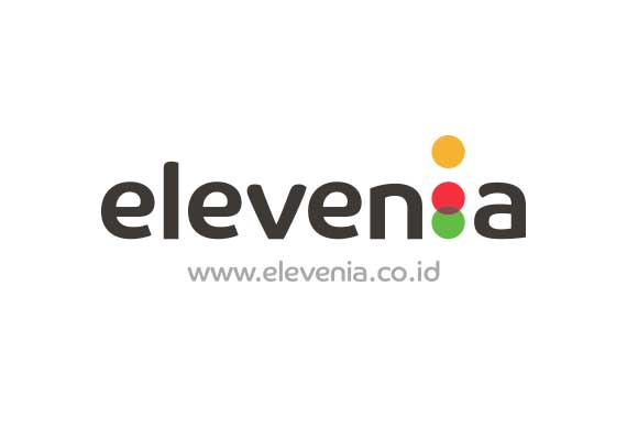 Catering www.elevenia.co.id banner on site from main promotional banner, newsletter, beautification & project management.