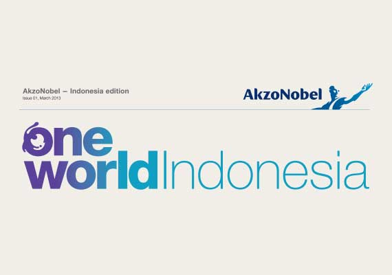 Newsletter publication for AkzoNobel